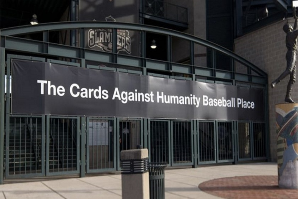 Cards Against Humanity Renamed A Baseball Stadium