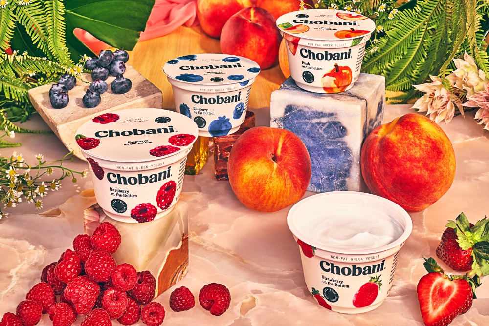 Chobani Turns 10 With A New Look And Mission