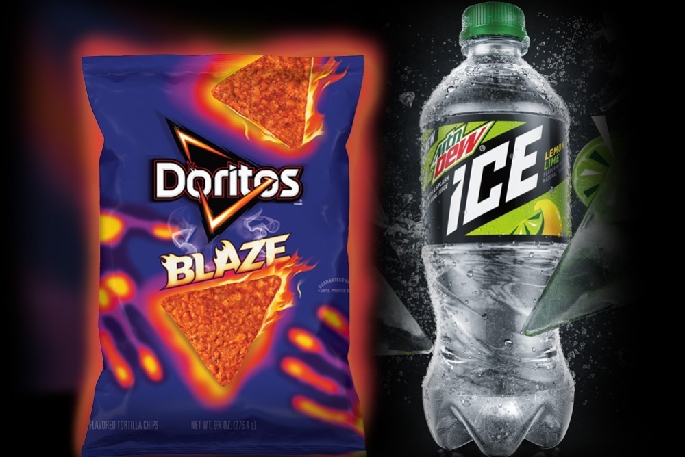 Doritos And Mountain Dew Combine Two Super Bowl Ads Into One