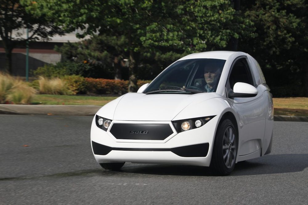 Single-Seat Electric Vehicle Brings Economy To Solo Commuters