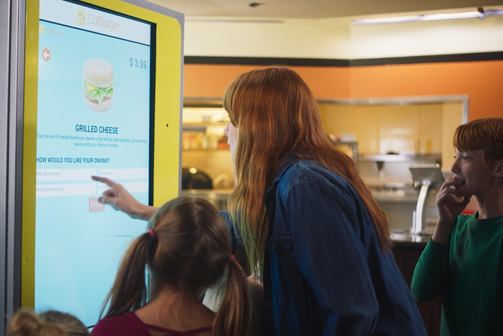 AI-Enabled Kiosks Remember Your Favorite Order Just By Looking At You