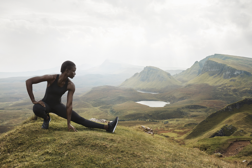 H&M's Sustainable Activewear Incorporates Recycled Fabrics