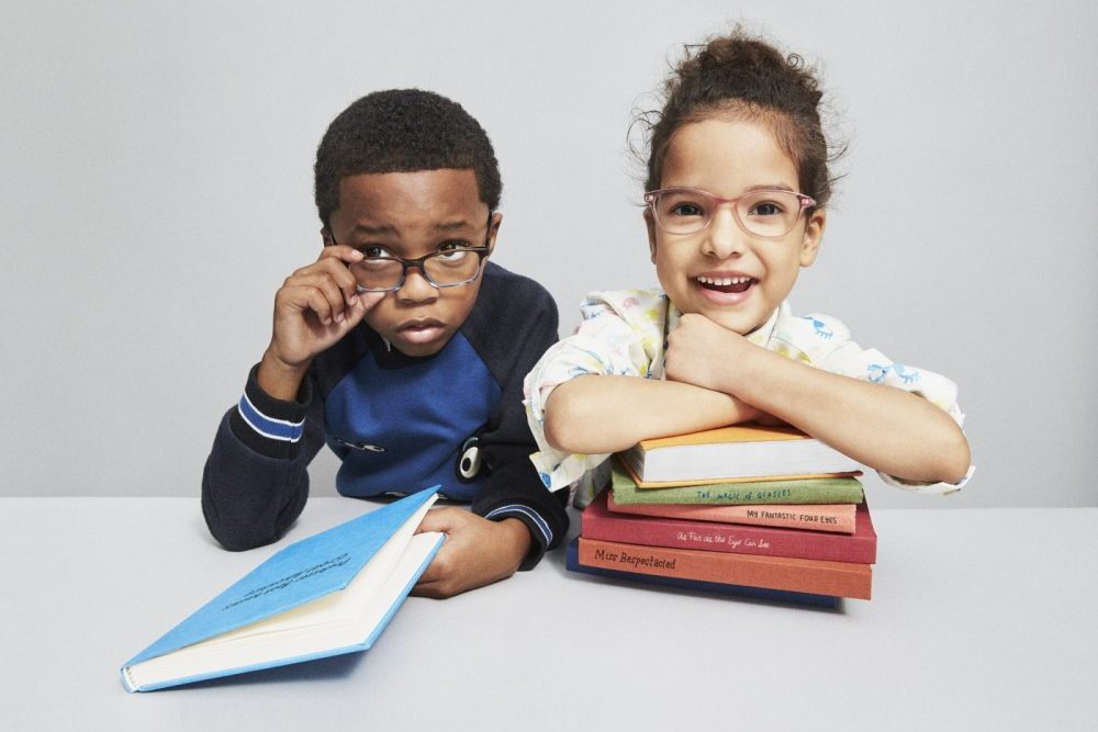 Warby Parker For Kids Is Coming To NYC