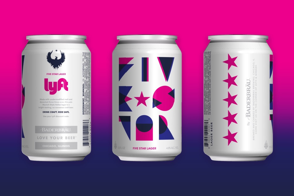 Lyft Created A Branded Beer That Comes With Discounts On Rides