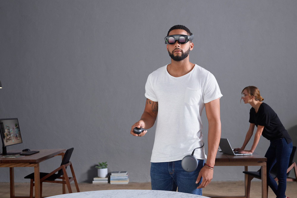 Inside Magic Leap's Much-Hyped Mixed Reality Goggles