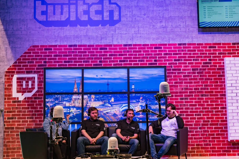 Twitch Is Creating A Reality Show For Rising Video Game Streamers