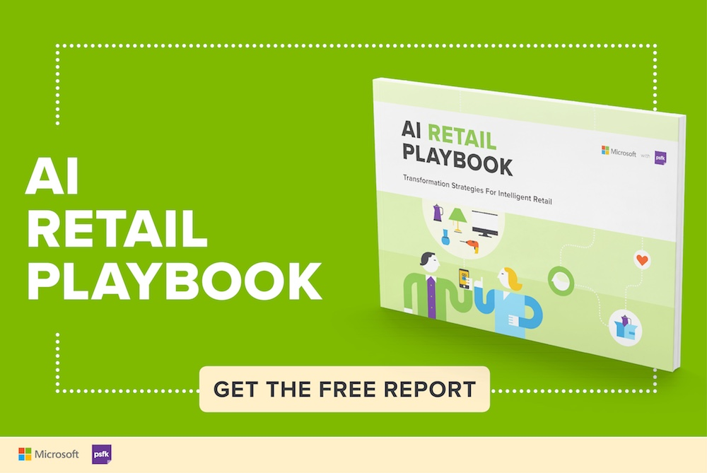 PSFK Launches The AI Retail Playbook