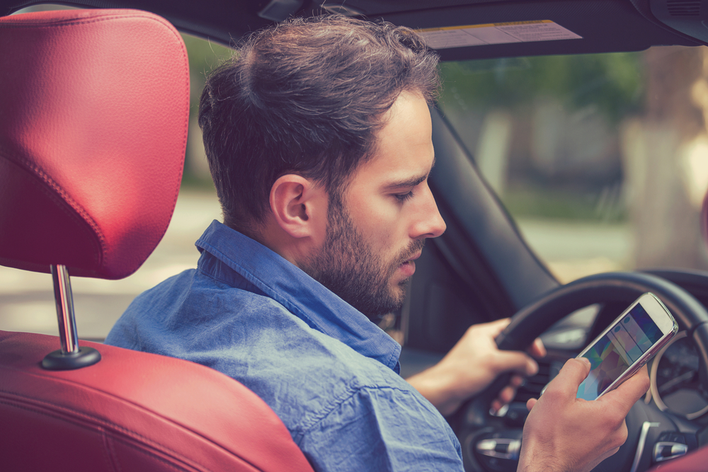 Audi Developed A Web Code To Prevent Distracted Driving