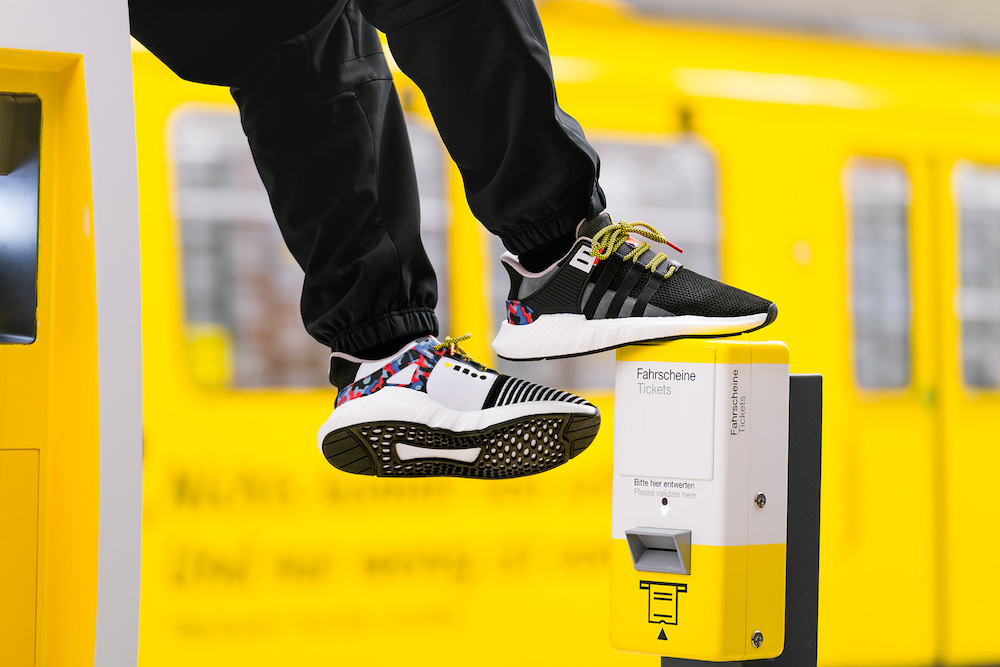 Travel For Free On Public Transit With These Sneakers