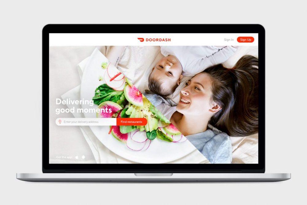 """DoorDash Rebrands To Focus On """"Delivering Good"""""""