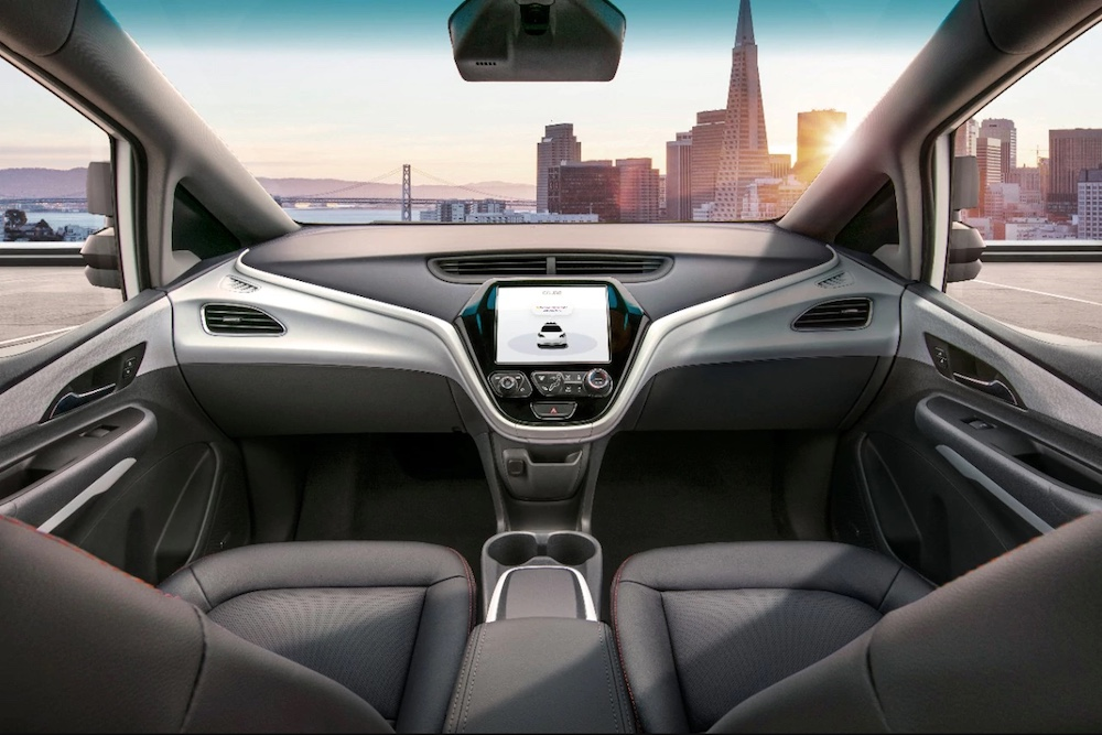 GM Prepares To Introduce Its First Car With No Steering Wheel