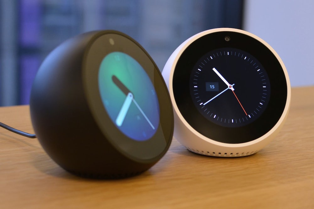 Amazon Launches Smart Clock, Seeking To Dominate The Home Market