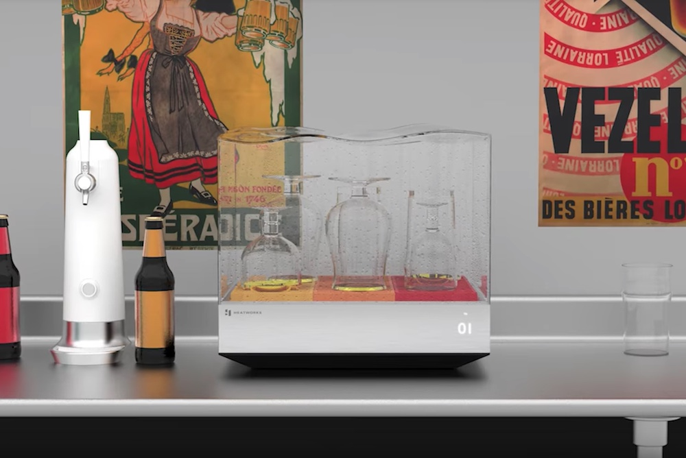 Compact Dishwasher For Small Apartments Can Finish A Load In 10 Minutes