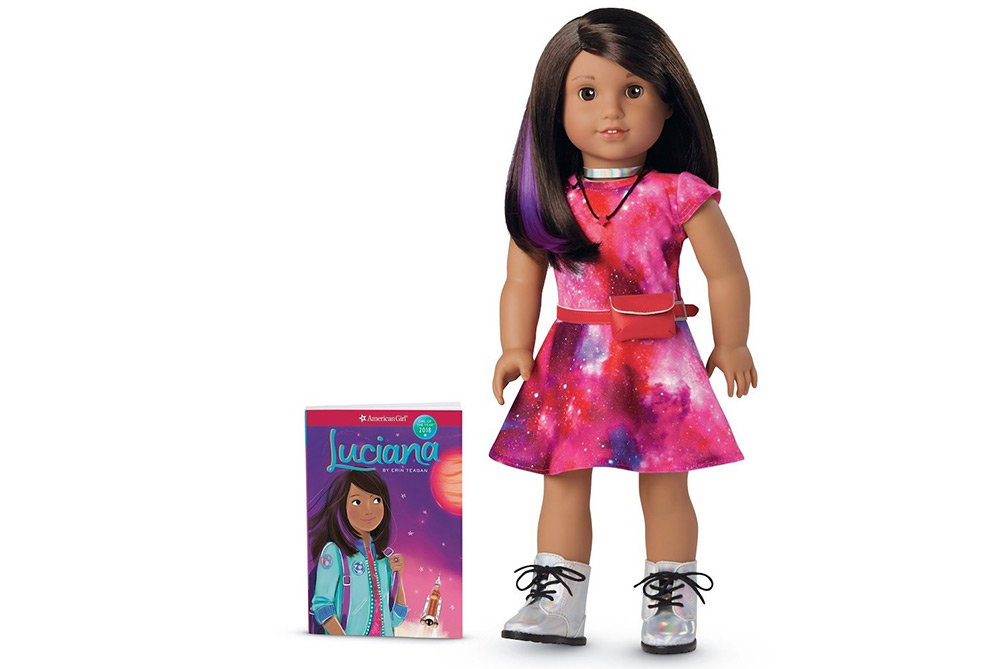 New American Girl Doll Aspires To Be The First Person On Mars