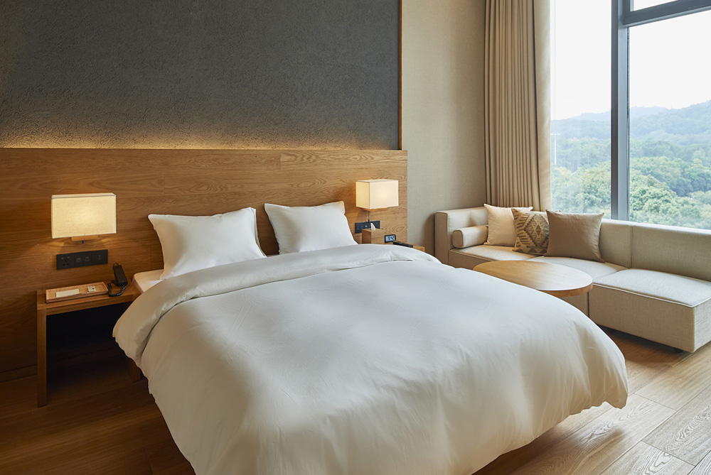 MUJI Unveils A First Look At Its New Hotel In China