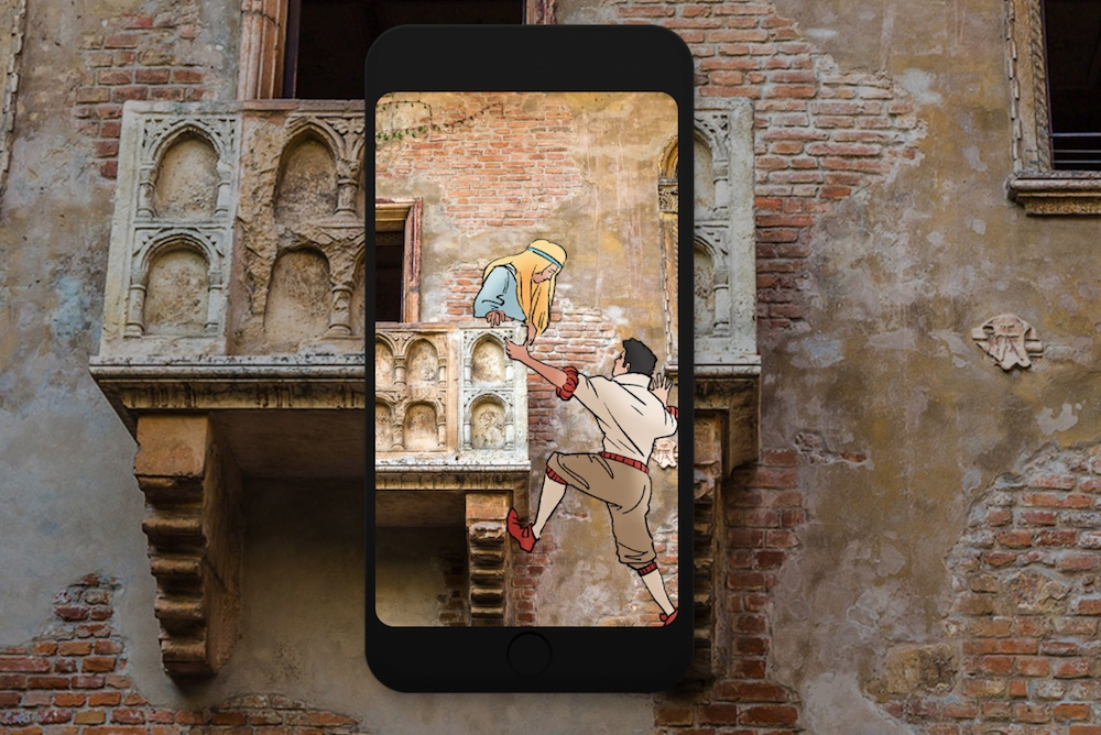 Virtual Souvenirs Let Tourists Interact With AR Artifacts