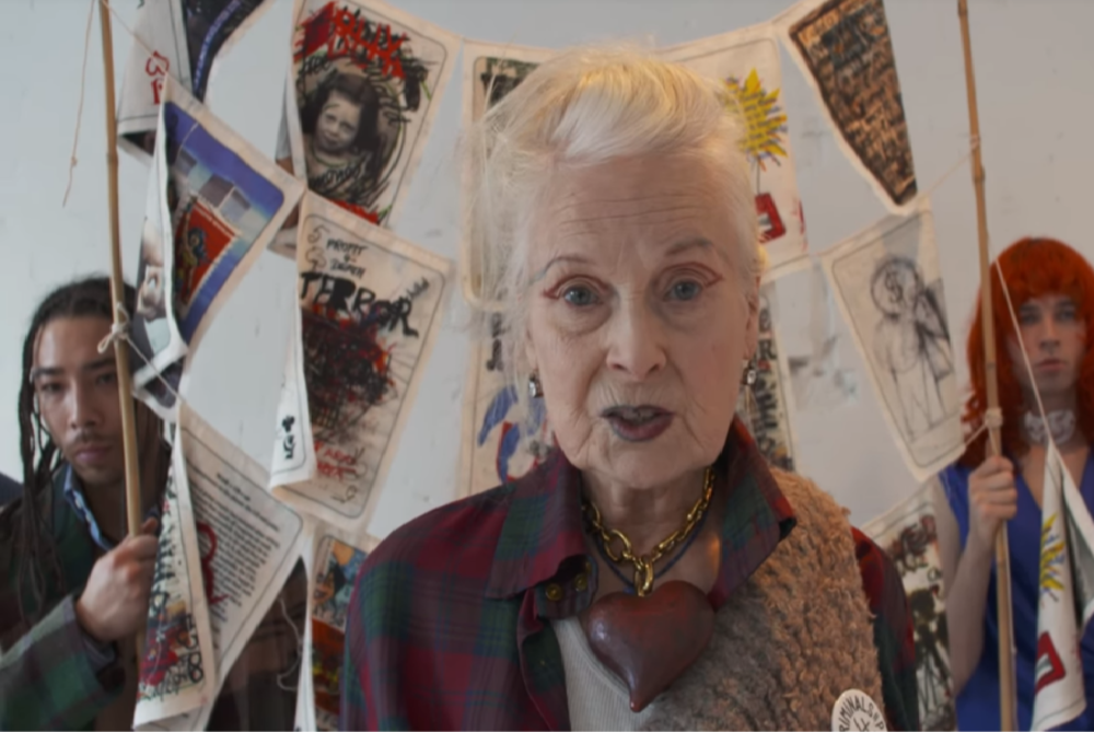 Vivienne Westwood Forgoes Runway Show, Favoring Digital Alternatives
