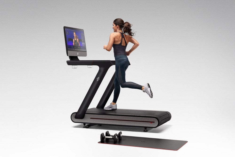 Peloton Treadmill Furthers The Fitness Brand's Bid To Disrupt Gyms