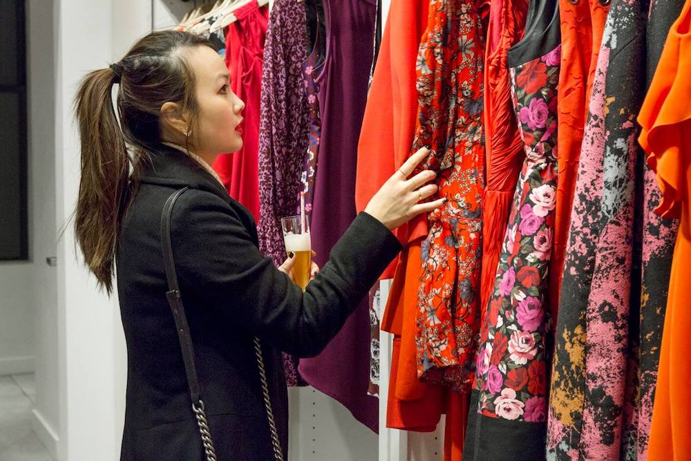 Rent The Runway Brings Digital Touchpoints To Retail Stores