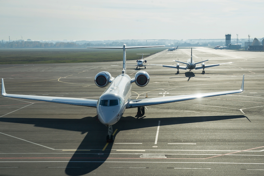 As A High-End Perk, Coworking Space Offers Private Jets To Members