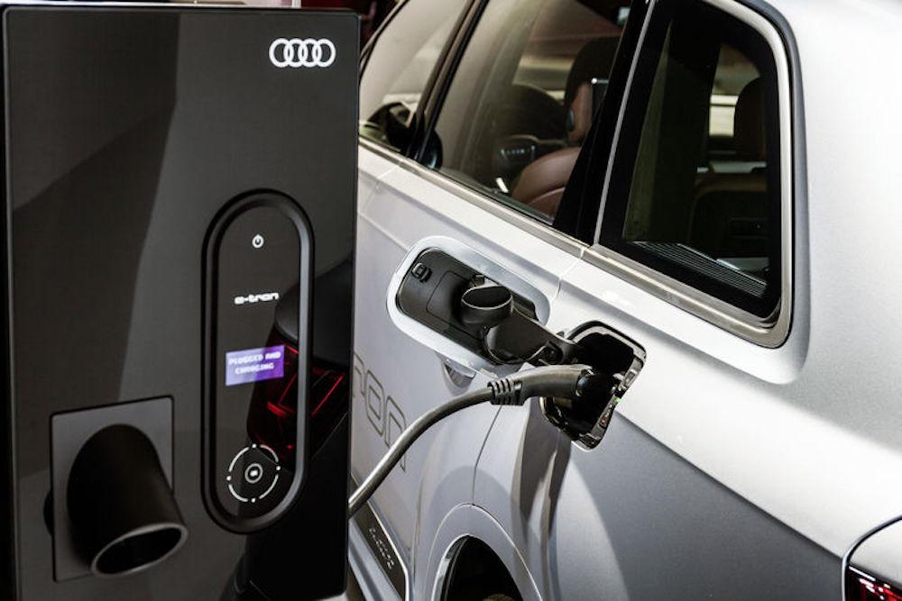 Audi Energy Network Helps Customers Use Electricity More Efficiently