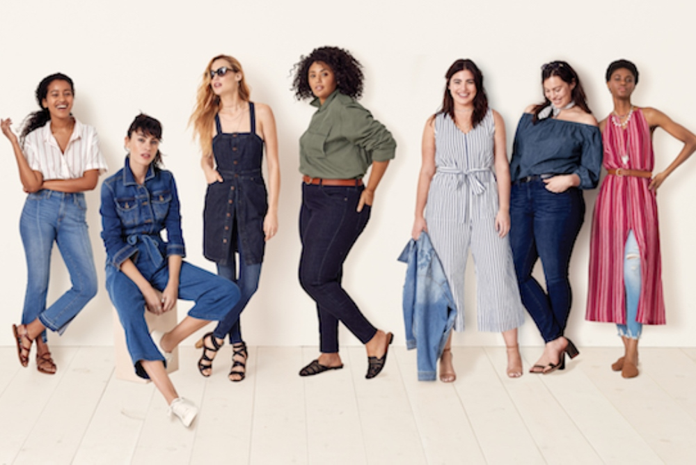 Target Announces A Size-Inclusive Apparel Brand Rooted In Denim