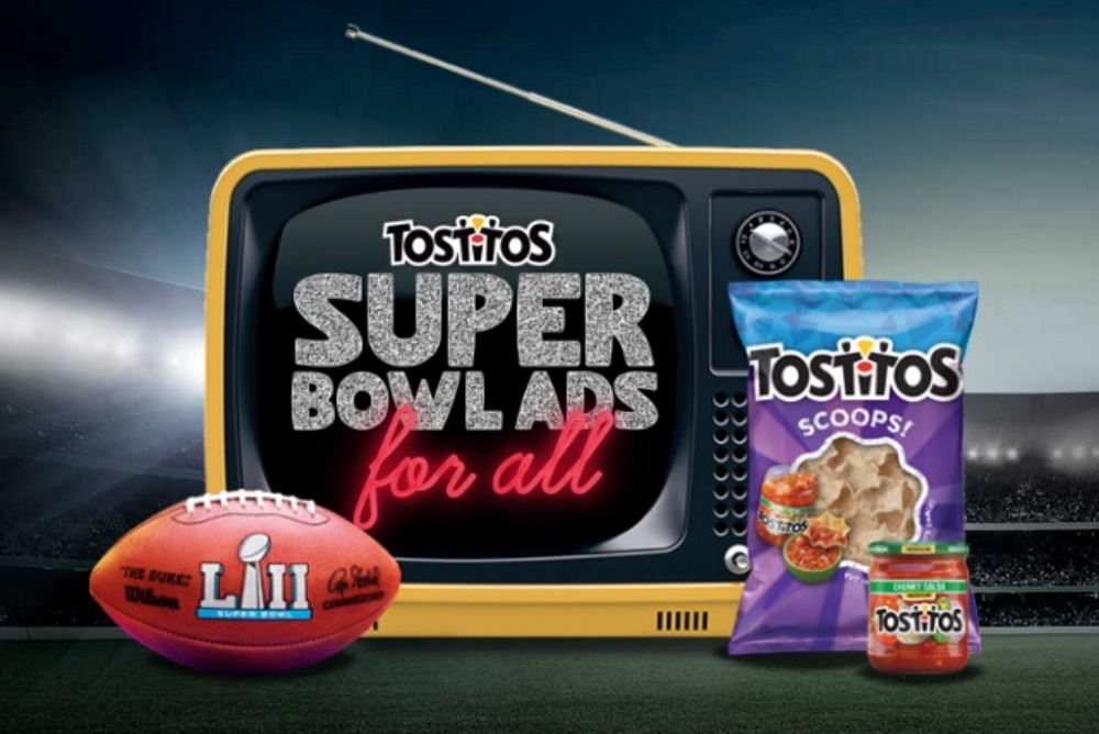 Tostitos Helps Hosts Create Custom Video Invites For Super Bowl Parties