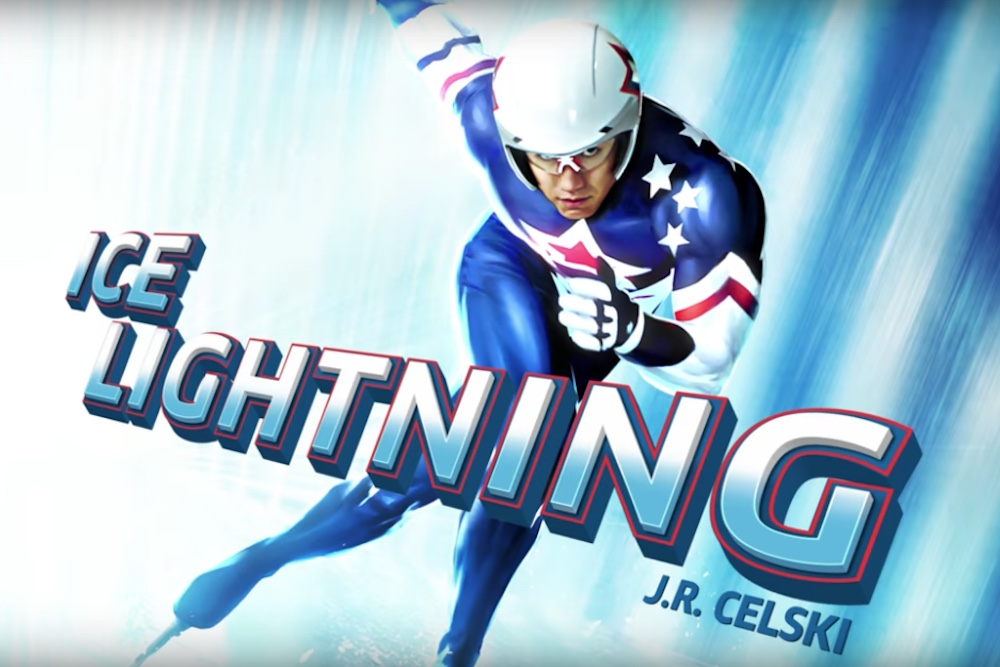 United Airlines Launches Winter Olympics Campaign With Superheroes