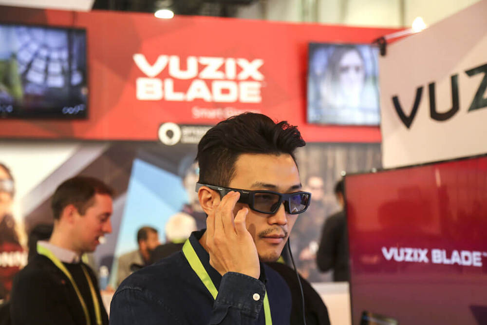 Alexa-Linked AR Glasses Let Wearers Access The Voice Assistant Anywhere