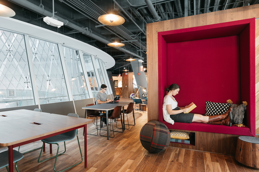 WeWork Partnership Connects Members With Education Opportunities