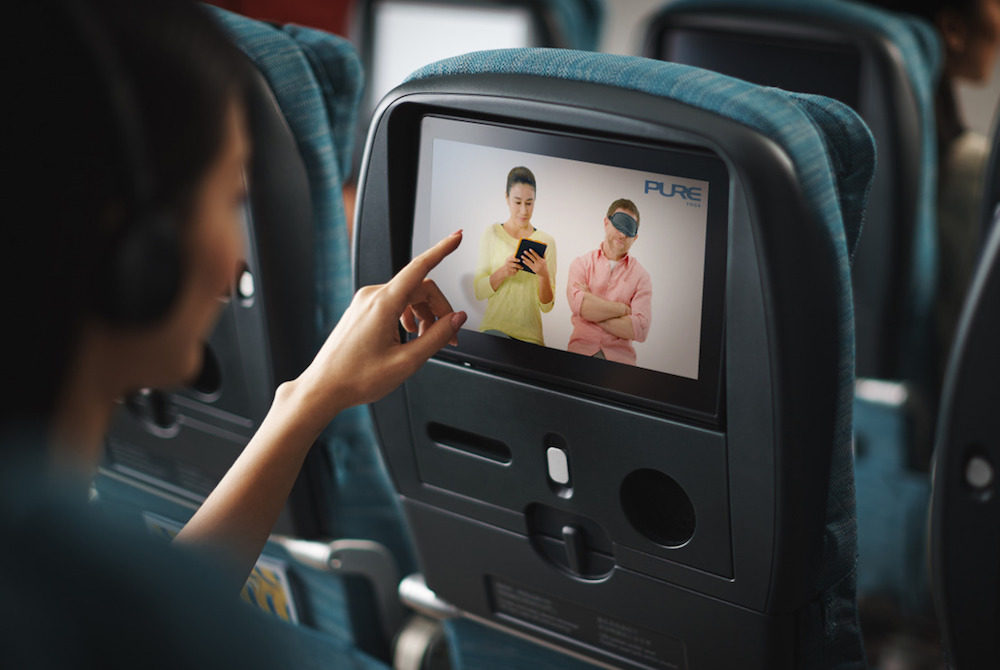 Cathay Pacific Wants Passengers To Relax With In-Flight Yoga