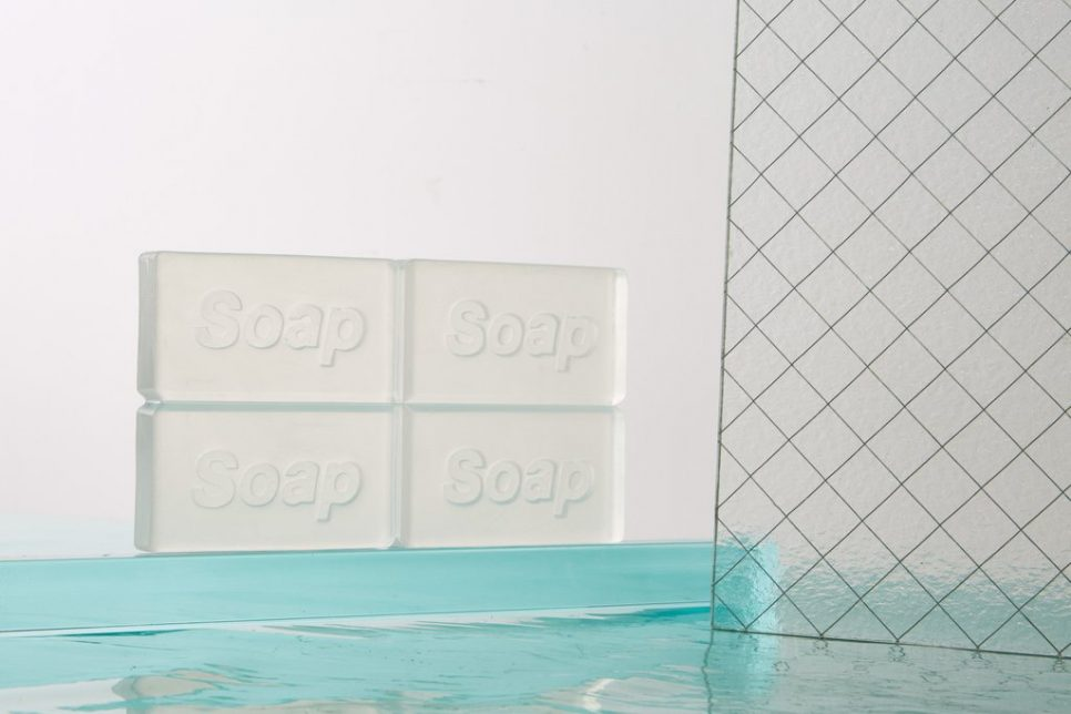 This Translucent Soap Is A Minimalist's Dream