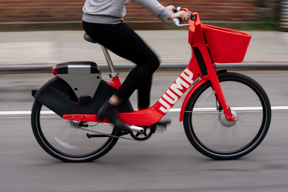 Uber Launches Drop-Anywhere Bike Rentals In San Francisco