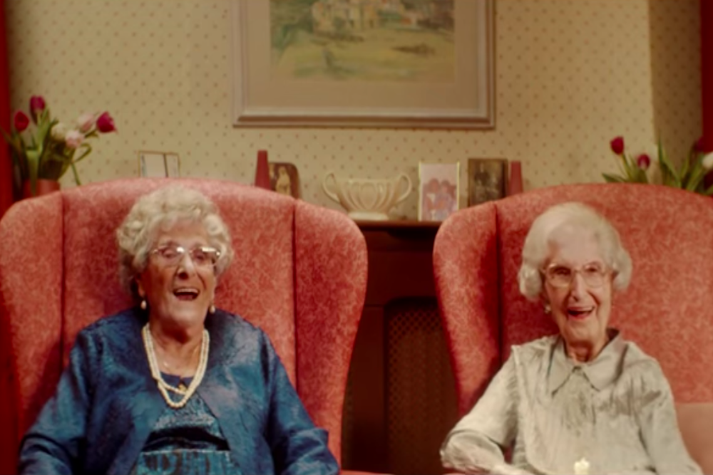 100-Year-Old Women Introduce TV Programs To Celebrate Women's Suffrage