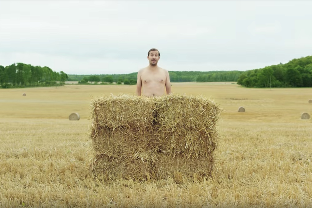 Absolut's Transparency Campaign Features Real Employees Nude
