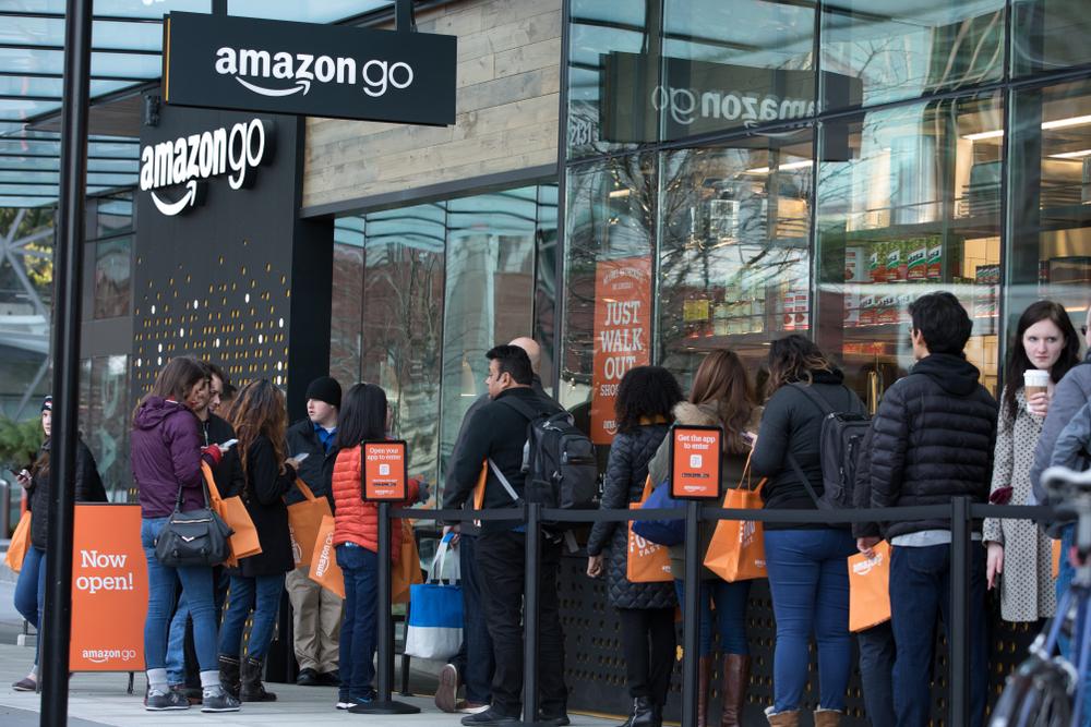 Amazon's Branded QR Codes Unlock Discounts When Scanned