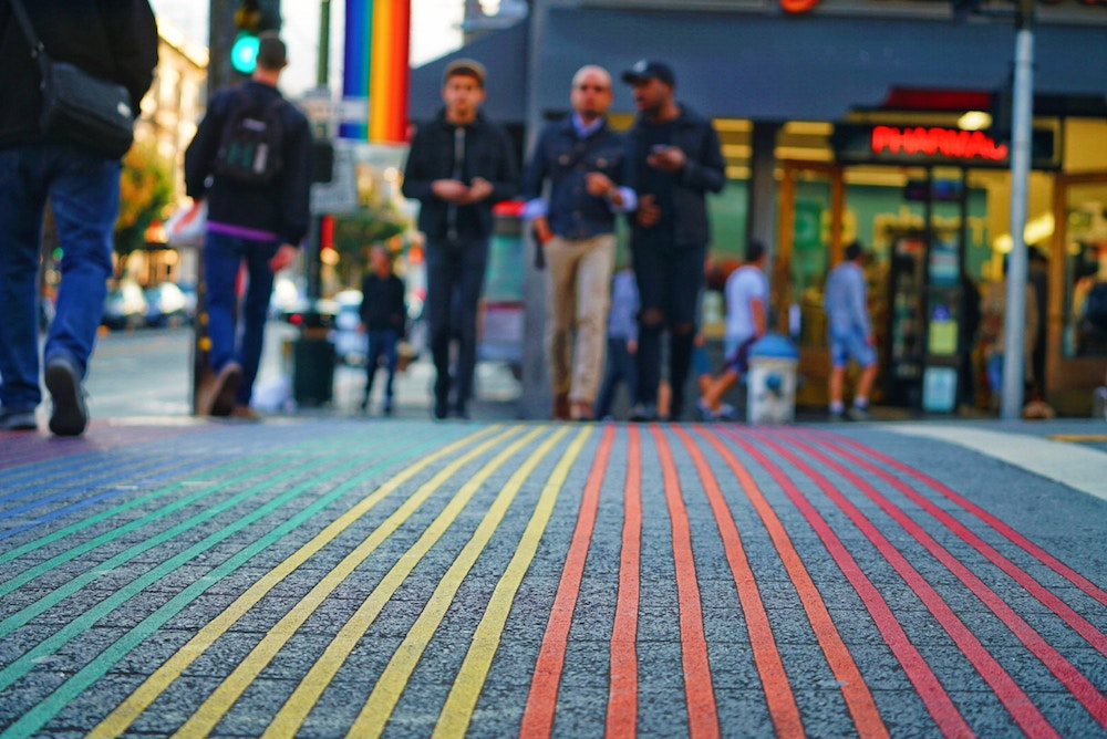 Travel Resource Visualizes How LGBTQ-Friendly A Destination Is