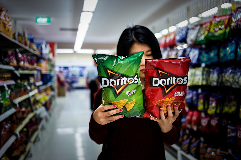 Why Consumers Soundly Rejected The Idea Of Doritos For Women