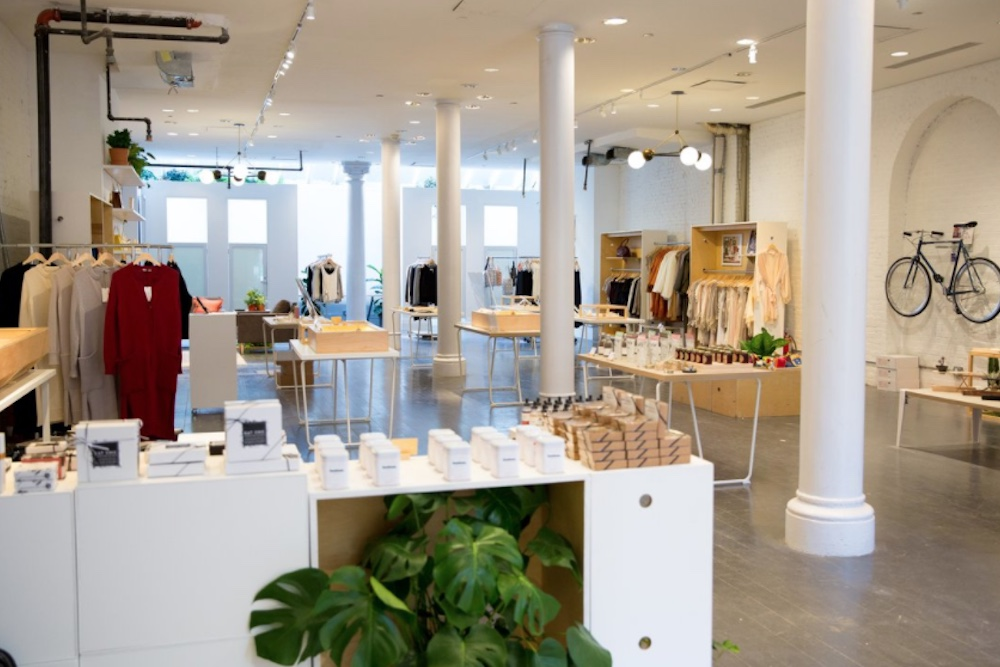 Small Brands Can Subscribe To This Shared Retail Space