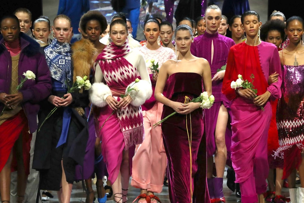 At New York Fashion Week, Almost Every Brand Is Aligning With A Cause