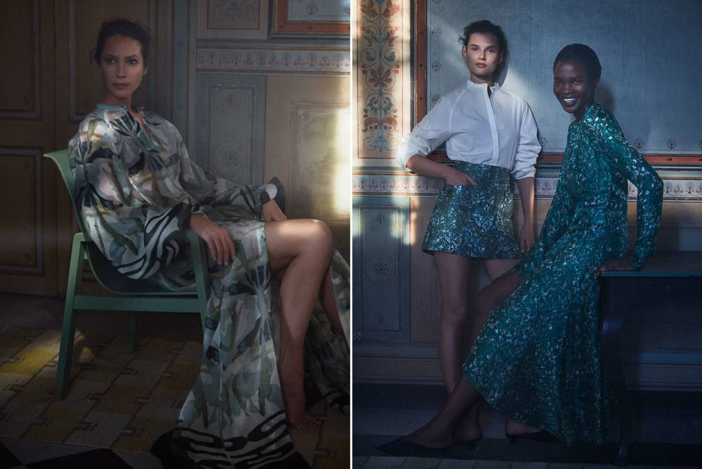H&M Launches Recycled Fashion Made From Candlesticks And Fishnets