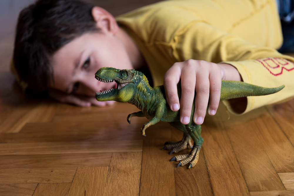 Kids Can Control Mattel's New Robotic Dinosaurs With Code