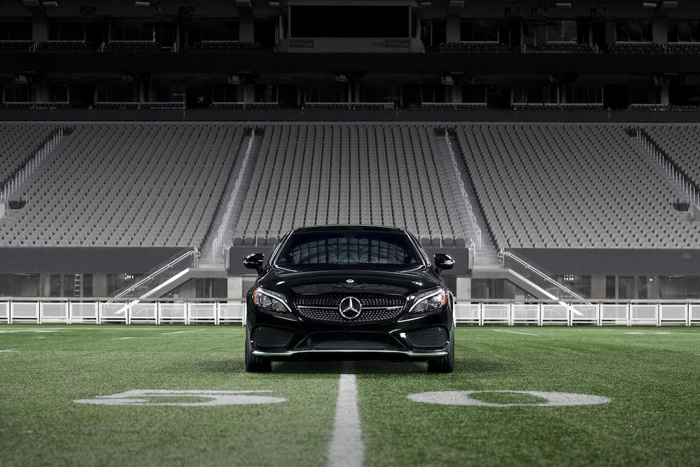 Mercedes Will Give A Car To The Winner Of Its Super Bowl Mobile Game