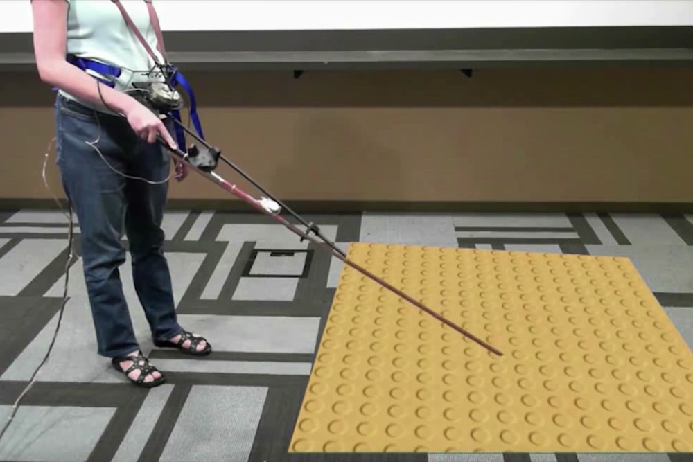 Microsoft Research Developed VR For Visually Impaired People
