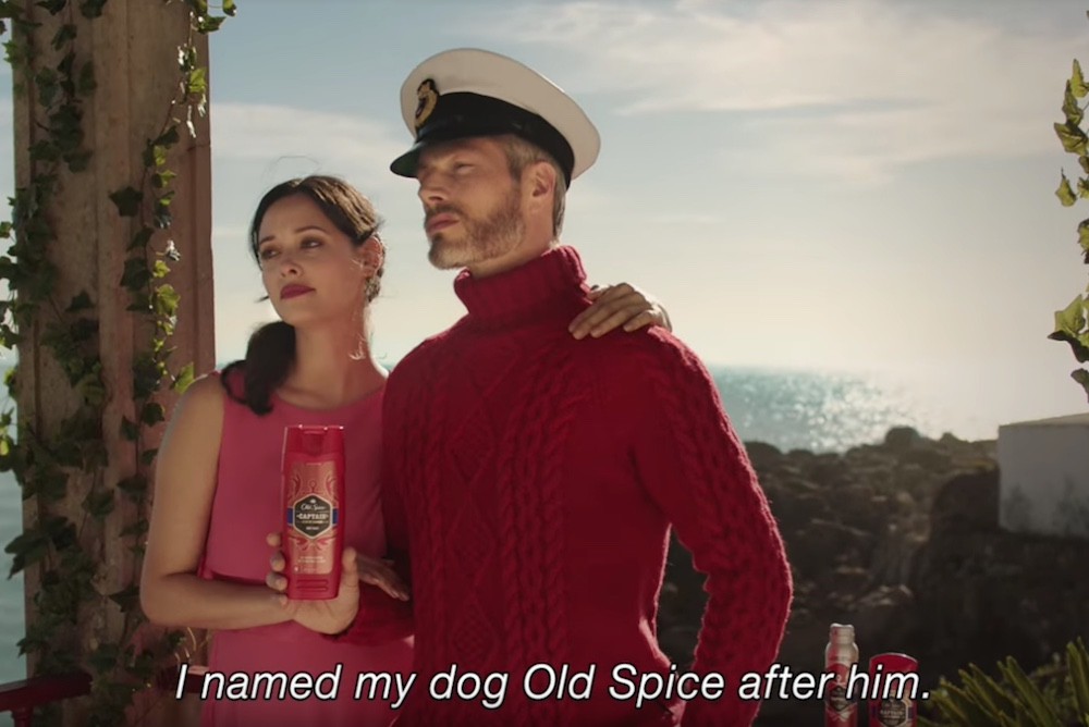 Why Old Spice Ran An Ad Most Viewers Couldn't Understand