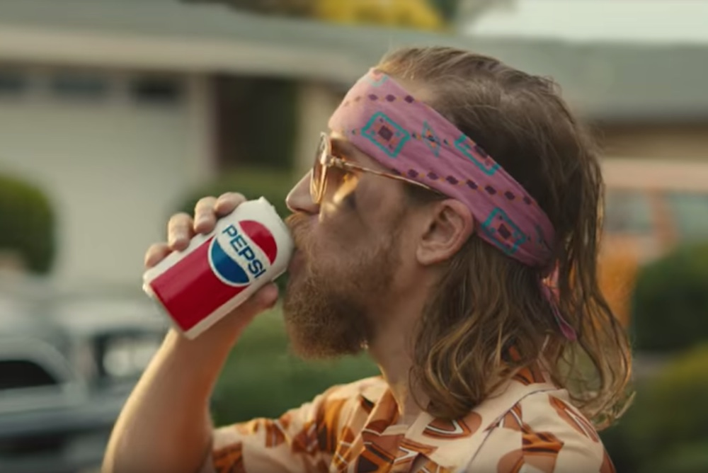 Pepsi's Super Bowl Ad Is A Time Machine For The Brand Through The Decades