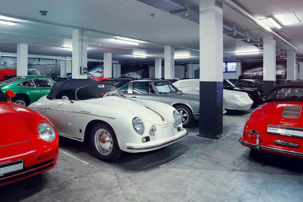 Porsche Is 3D Printing Spare Parts For Rare Classic Cars