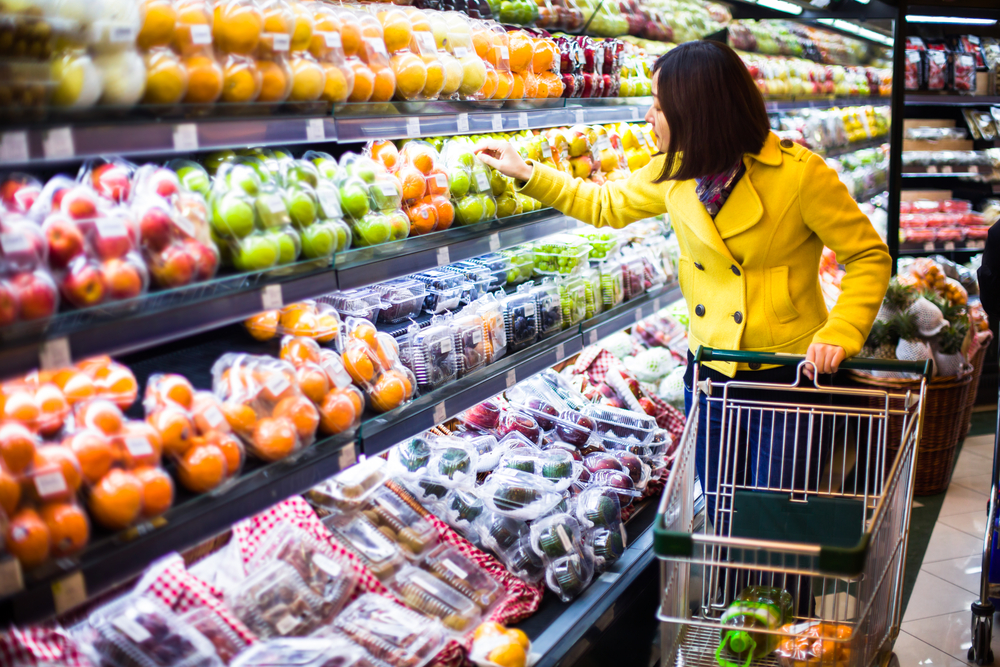 AI Shopping Carts Could Do Away With Check-Out Lines