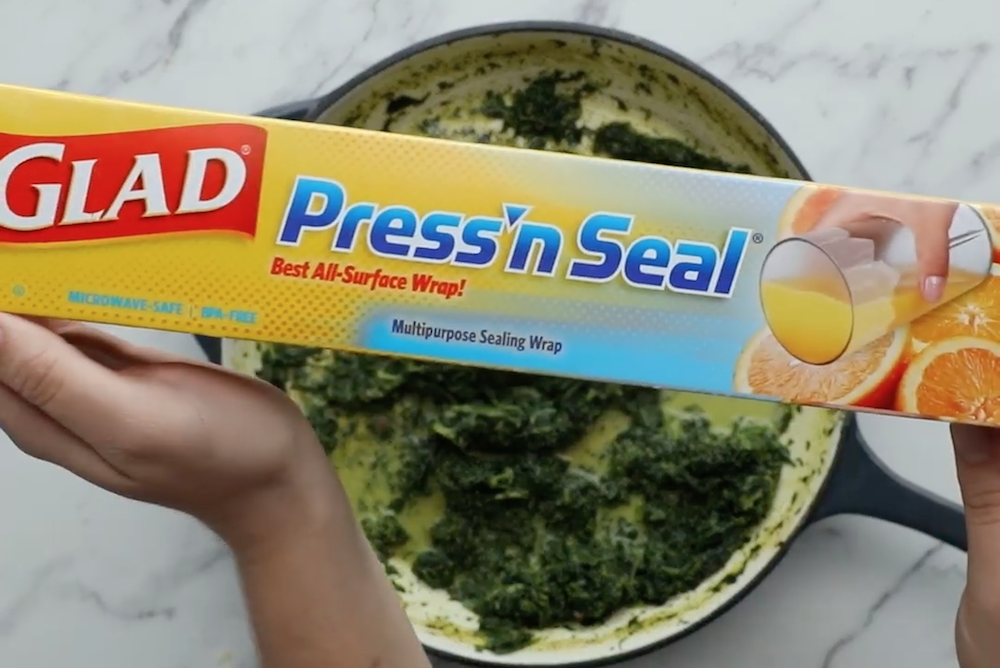 Buzzfeed Is Selling Glad Products Through Its Recipe Videos