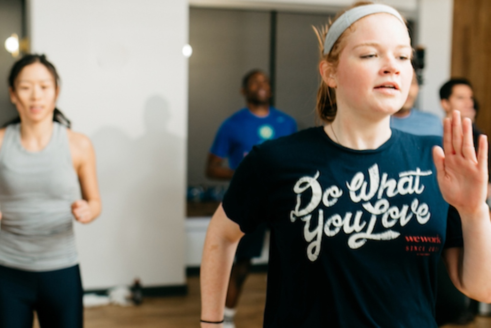 Why Pop-Up Fitness Is Becoming So Popular
